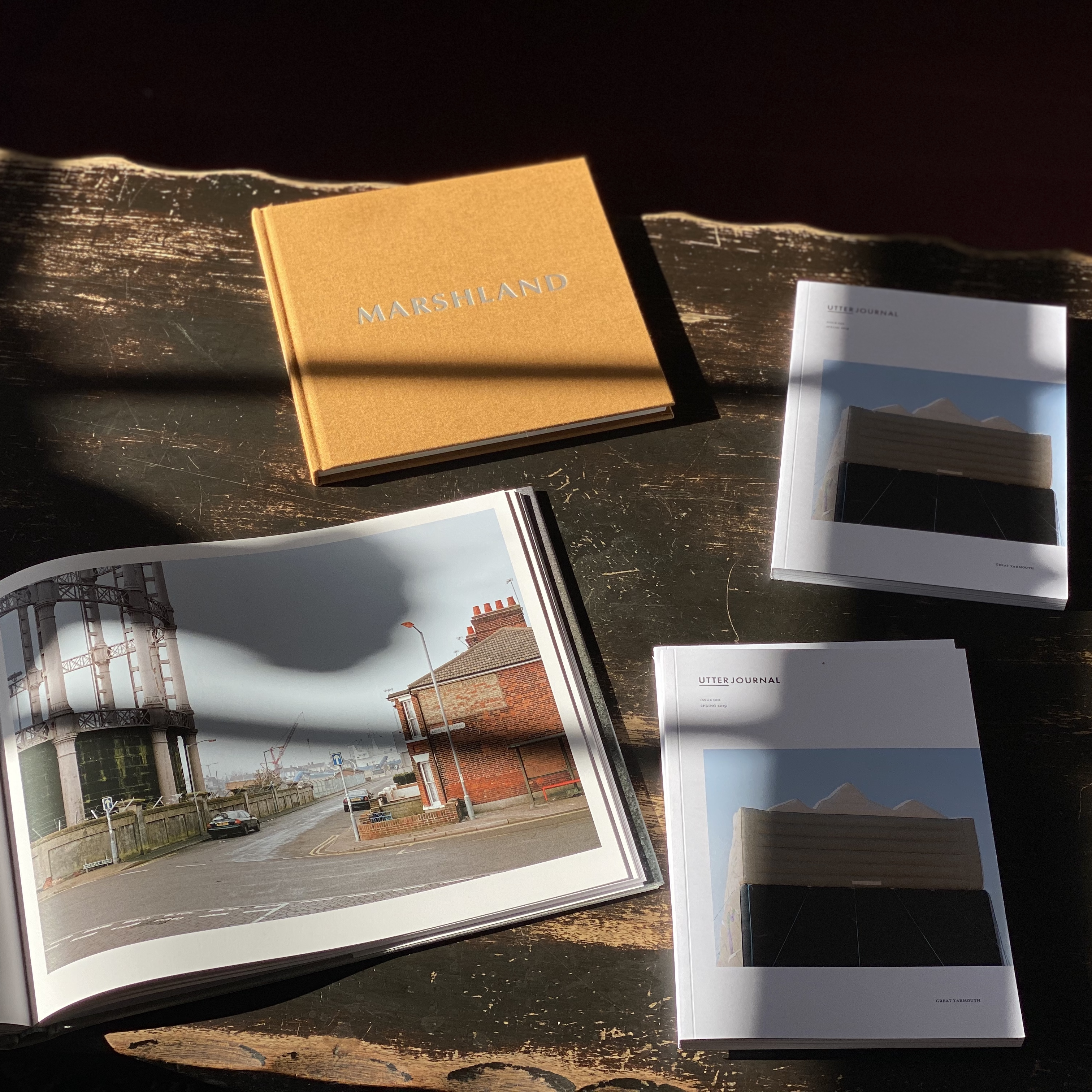 Mark Cator Photography Books on Great Yarmouth
