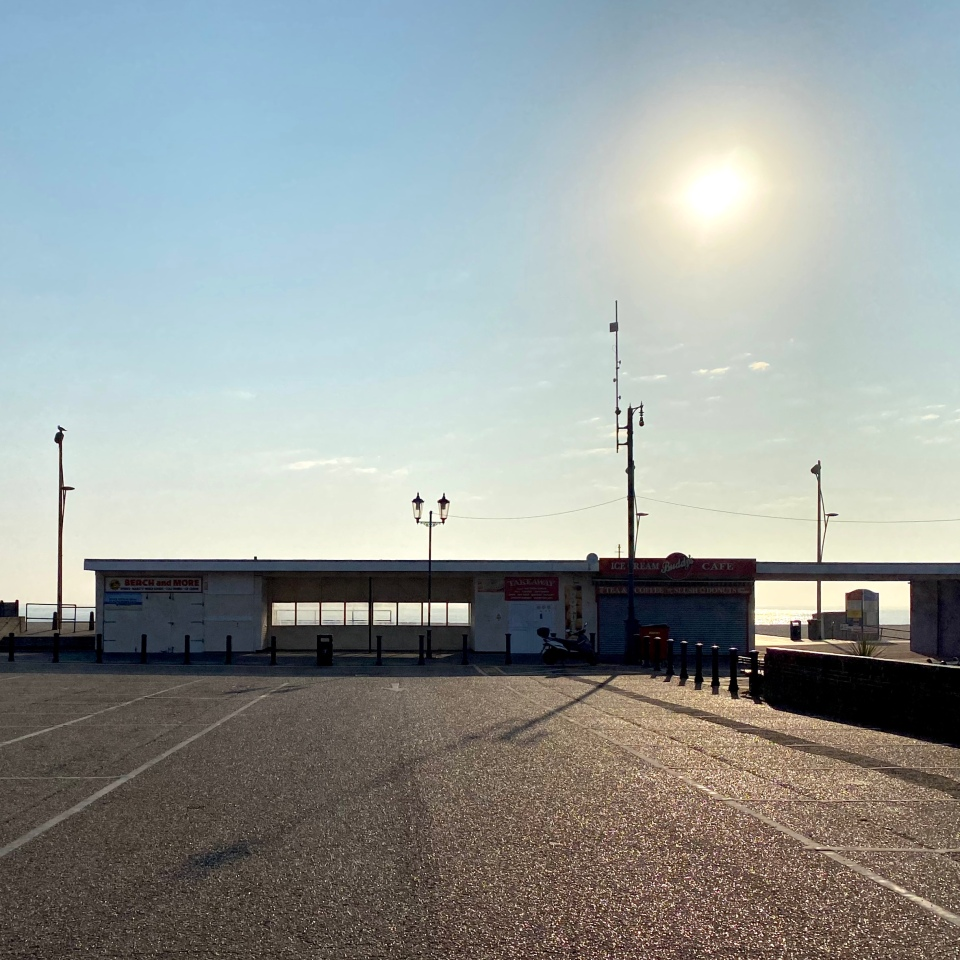 Postcards From Great Yarmouth | Brutal Sunrise 2020