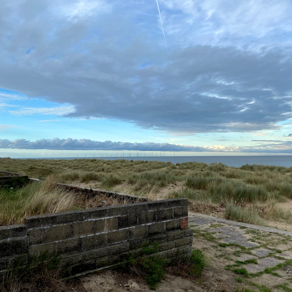 Postcards From Great Yarmouth | Desolate Beach 2020