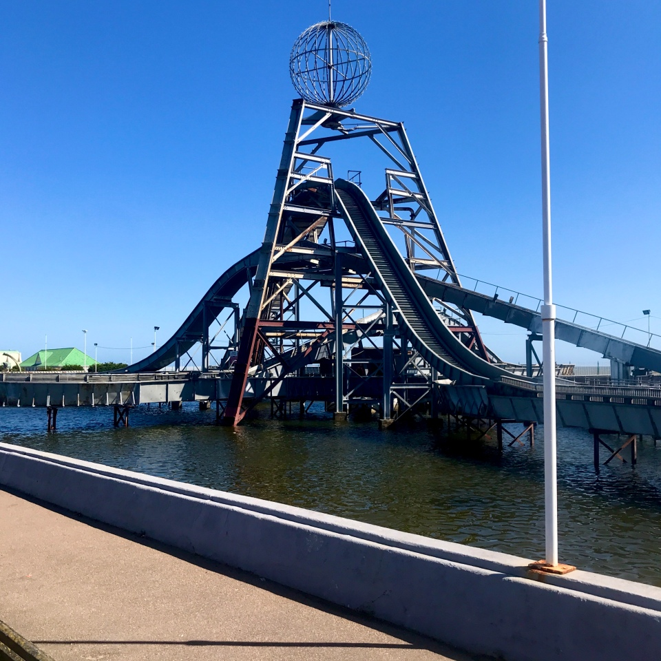 Postcards From Great Yarmouth | Water Slide 2020